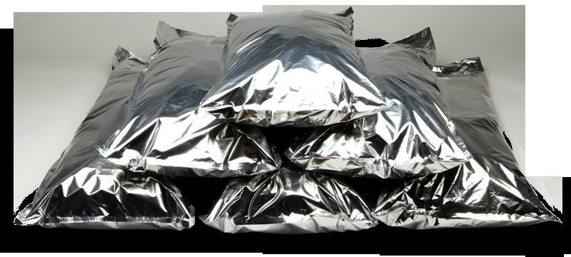 foil bags