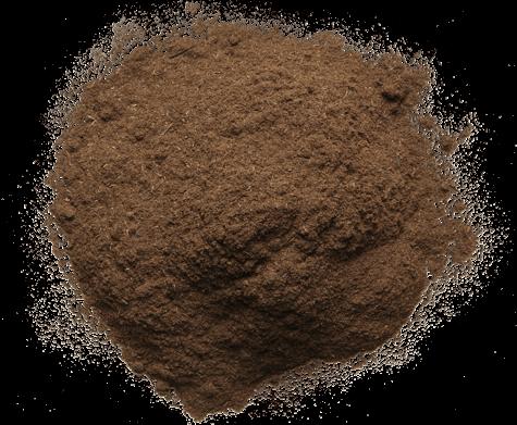 powder pile